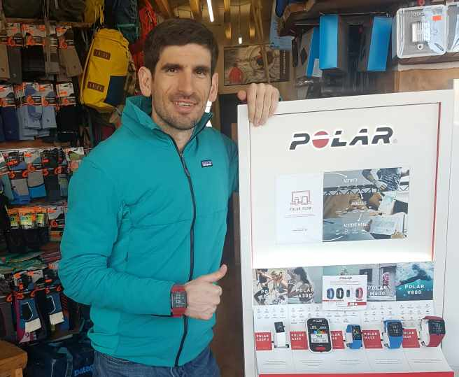 Kiril Nikolov-Disl now part of the Polar Team
