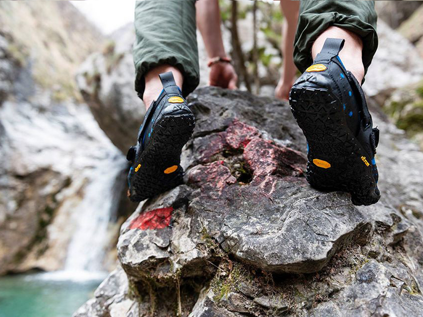 How to choose the best size Vibram FiveFingers?