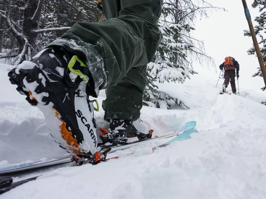 Scarpa ни радва със страхотни нововъведения в ски обувките за Зима 17/18