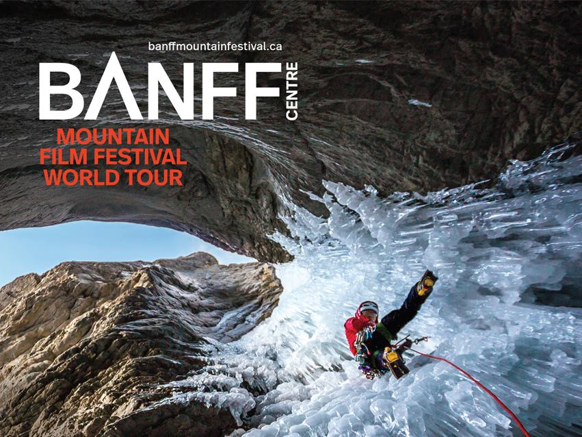 Banff Centre Mountain Film Festival World Tour '18 отново в България