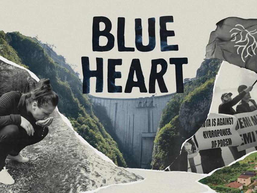 """Филмът """"Blue Heart"""" от Patagonia с прожекция в София"""