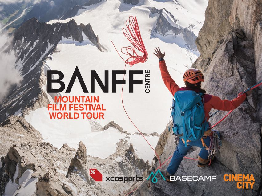 Banff Centre Mountain Film Festival WT'19 отново в София!