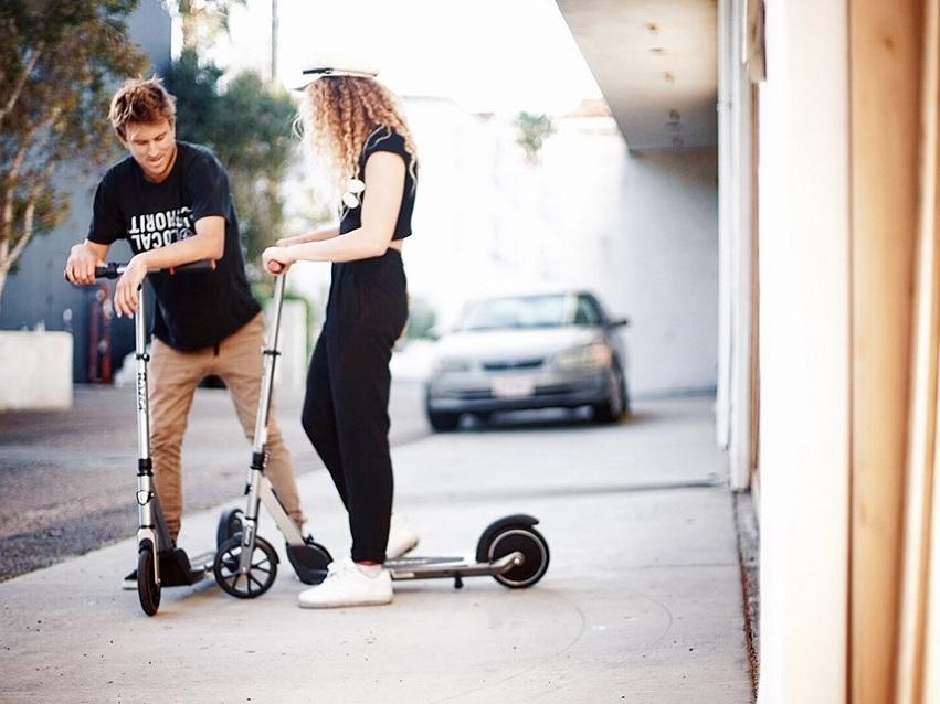 Електрическият скутер: по-добрият избор за придвижване в градска среда