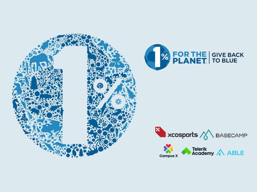 Презентация 1% for the Planet – the Responsible Business Model