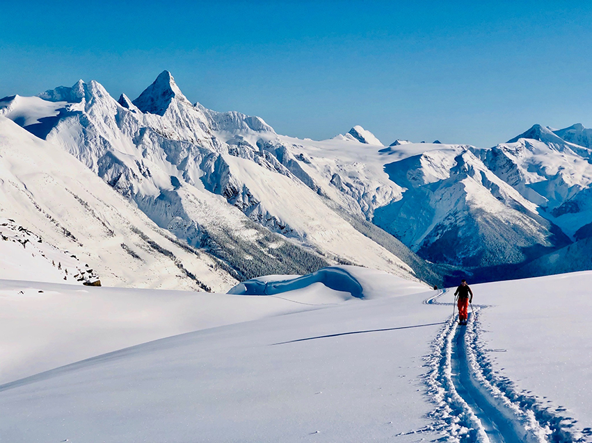 Епичният Канадски ски трип с Basecamp Tours – видео